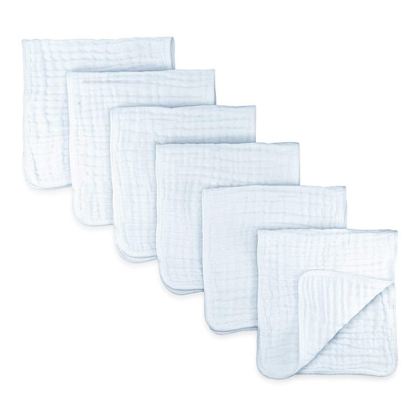Muslin Burp Cloths
