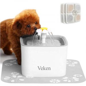 Veken Pet FountainVeken Pet Fountain