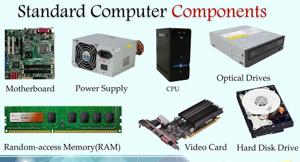 What Are Computer Components?