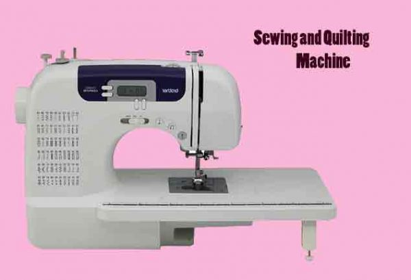 Sewing-and-Quilting-Machine